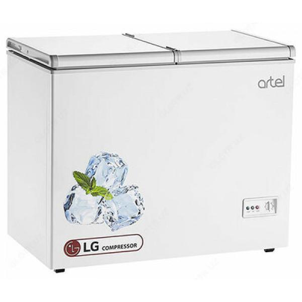 Морозильник Artel Art 230 LG W