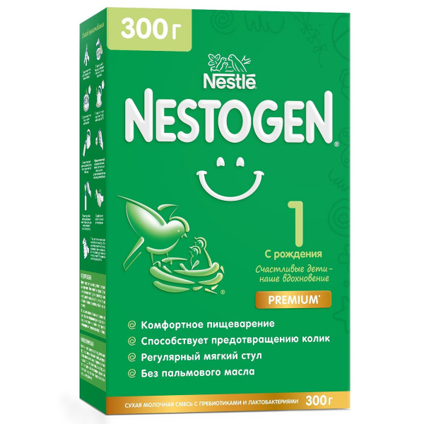 молочная смесь Nestogen 1 (350гр)