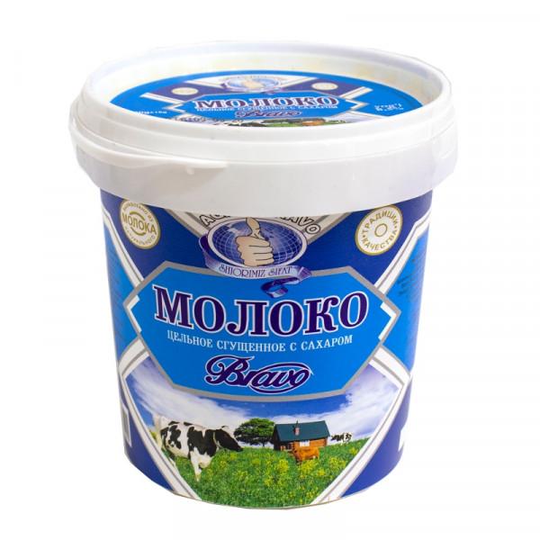 Сгущенное молоко Agro Bravo 8.5% 900gr