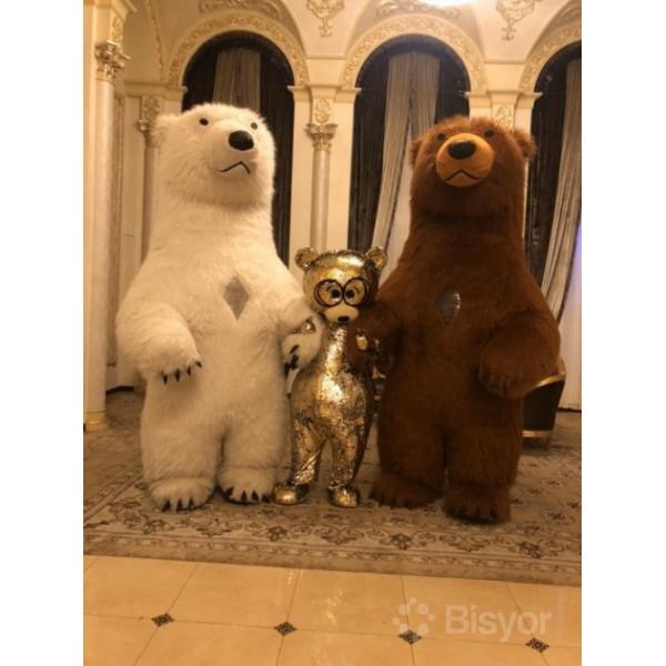 Медведи для Торжеств