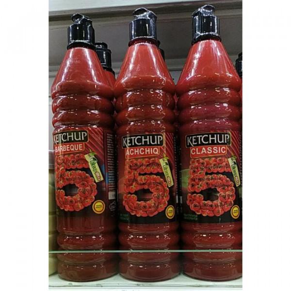 Кетчуп Eco mir в ассортименте 450гр