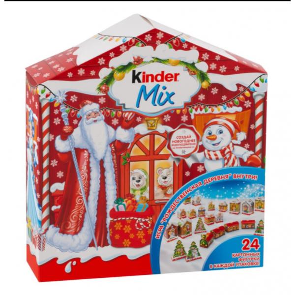 Набор Kinder Микс кондитерских изделий Деревня 0,187кг