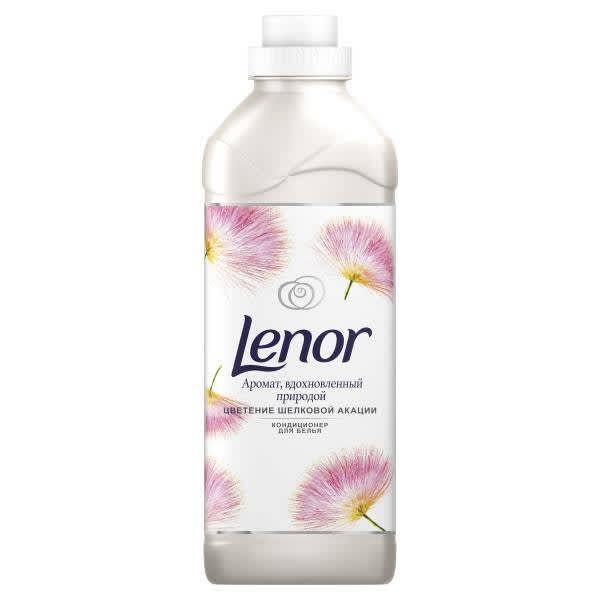 Кондиционер для белья Lenor цветение щелковой акации пион 930мл