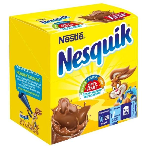 Какао-напиток Nesquik 1000гр