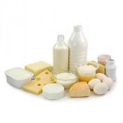Яйца, молочные продукты