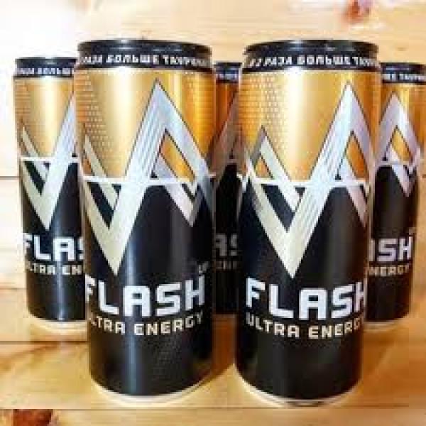 Энергетический Напиток Flash Up Ultra (330ml)