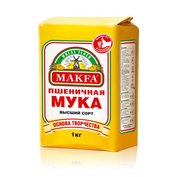 """Мука """"MAKFA"""" (1 кг)"""