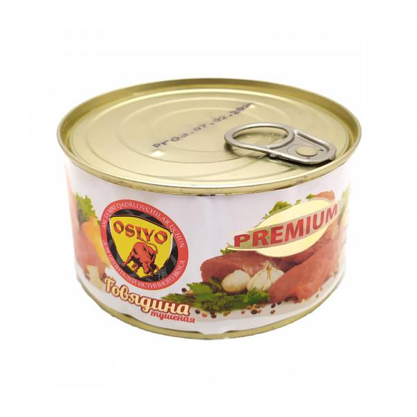 "Тушеная говядина ""Premium"" (325 гр)"