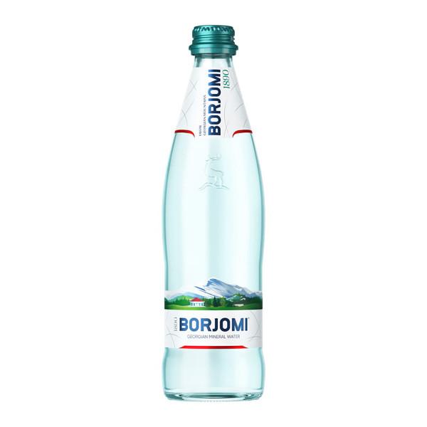 """Минеральная вода """"Borjomi"""" (0,33л) с/б"""