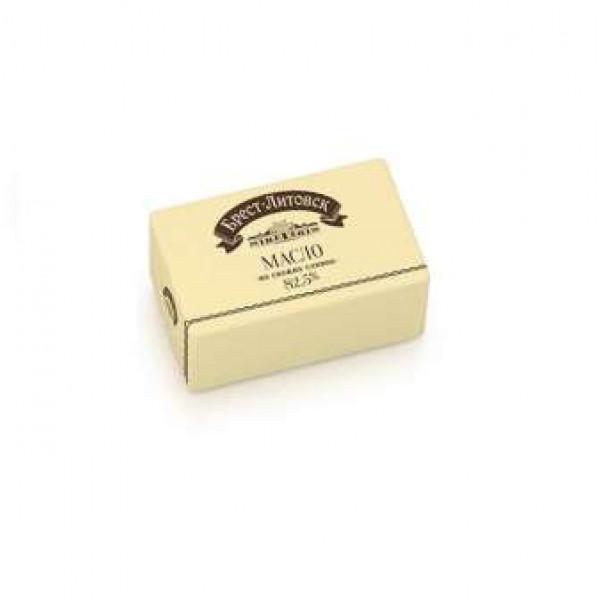 Масло сливочное Берст Литовск 82,5% (180гр)