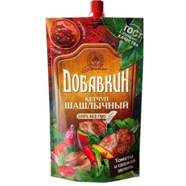 Кетчуп Добавкин Шашлычный (350 гр)