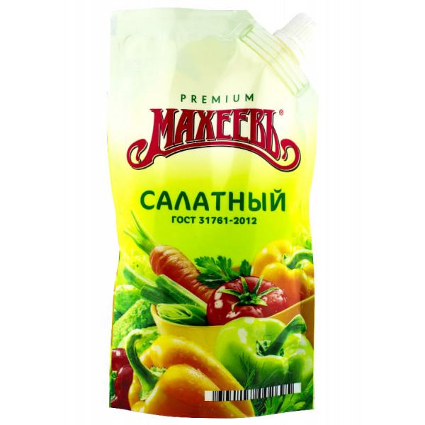 "Майонез Махеевъ ""Салатный""(400мл)"