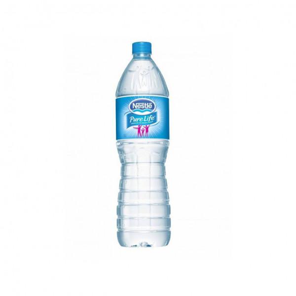 """""""Nestle"""" (1,5л) вода газ./негазированная"""
