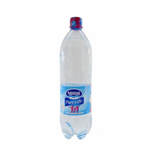 """""""Nestle"""" (1л) газ./негазированная вода"""