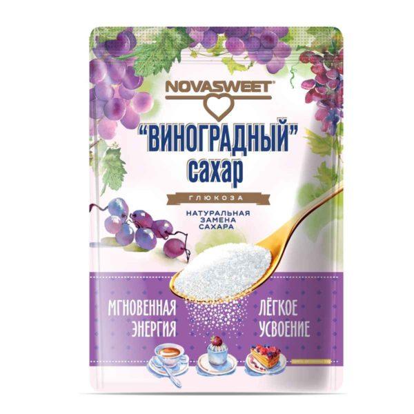"""Виноградыный сахар """"Novasweet"""" 400gr"""