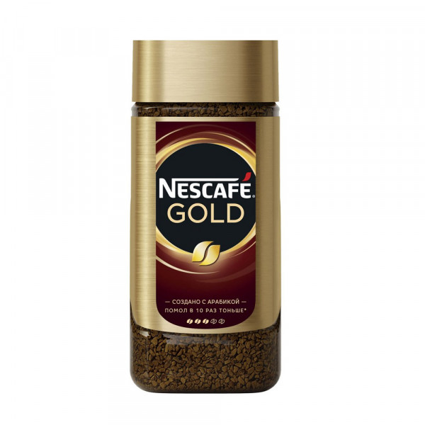 Nescafe Gold 190гр с/б