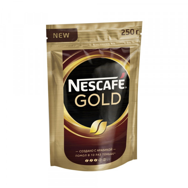 Nescafe Gold 250гр м/у