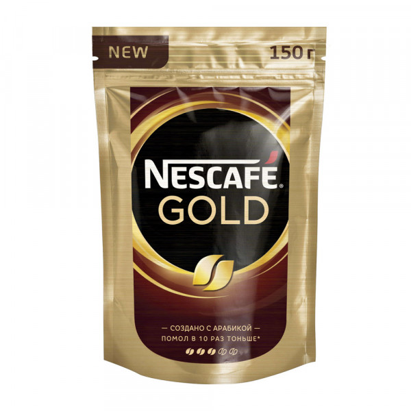 Nescafe Gold 150гр м/у