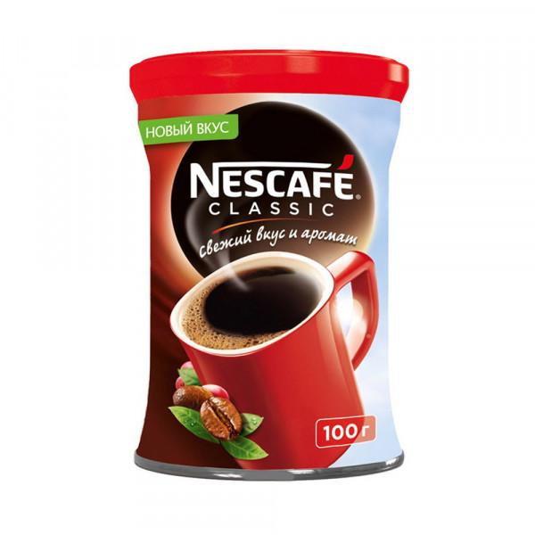 Nescafe Classic 100гр ж/б