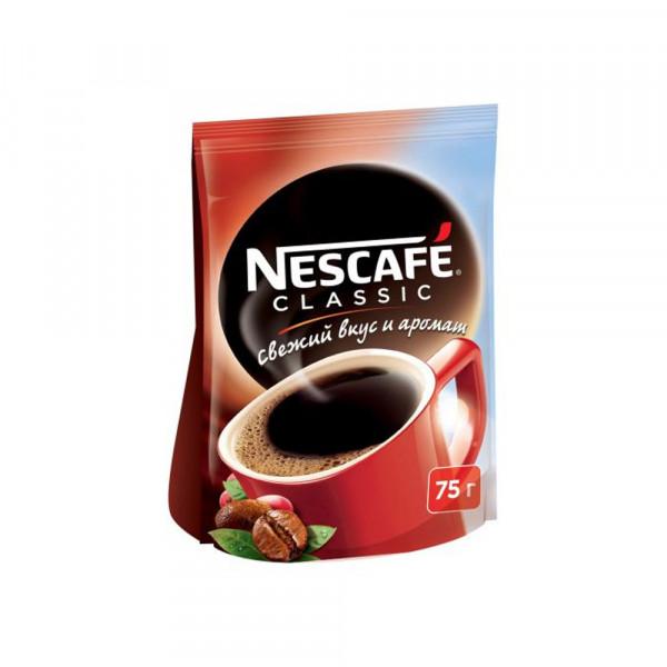 Nescafe Classic 75гр м/у