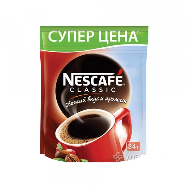 Nescafe Classic 34гр