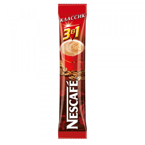 Nescafe 3в1 в ассор. 16г