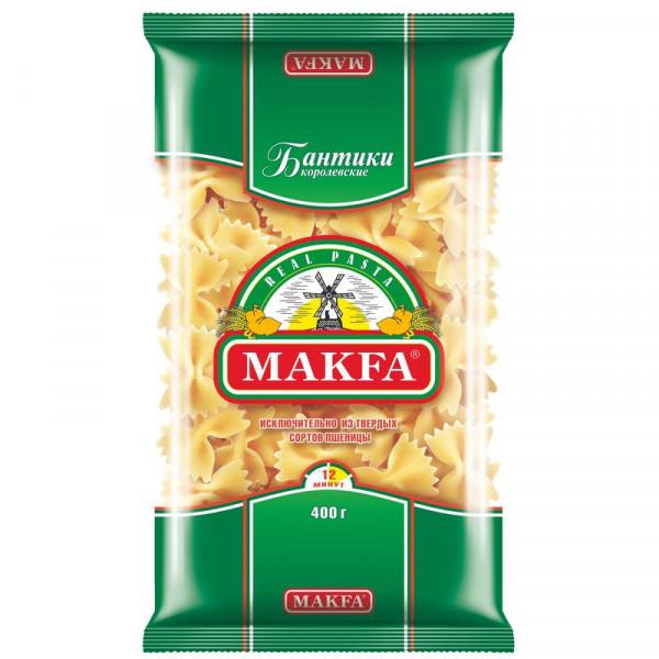 Макароны Makfa Бантики ( 400гр )