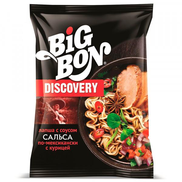 Лапша Big Bon Discovery c cоусом Сальса (95)