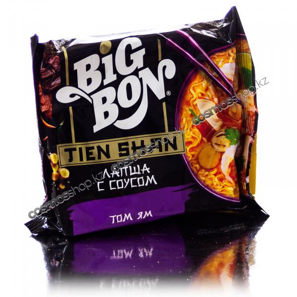 Big Bon Tien Shan Лапша с Соусом Том Ям (85гр)