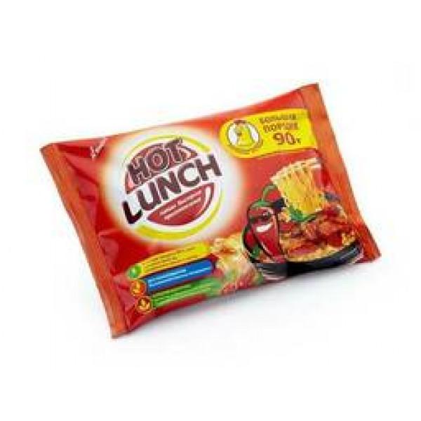 Hot Lunch С острым куриным вкусом(90гр)