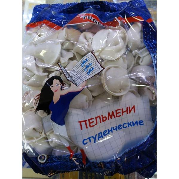 Пельмени Tegen Cтуденческие (500гр)