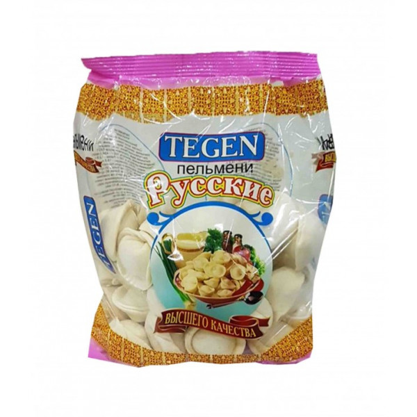 Пельмени Tegen Русские(500гр)