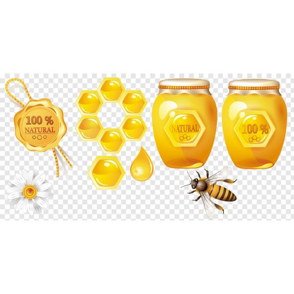 Мед Пчелка Майя (1050гр)