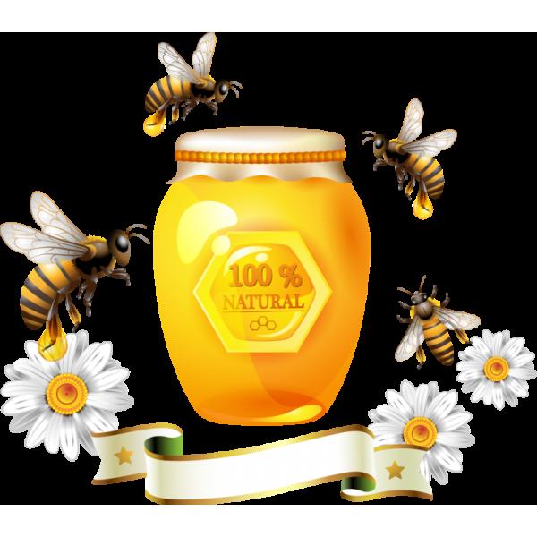 Мед Пчелка Майя (1400гр)
