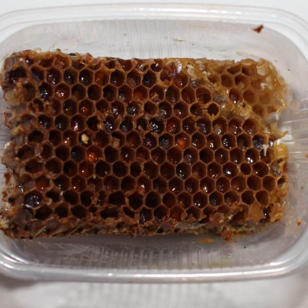Мёд Зомин мёд в сотах  (500гр)
