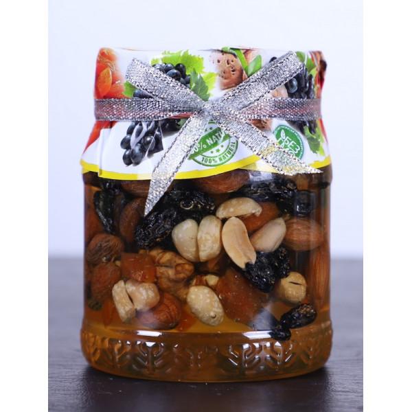 Мёд Зомин мёд с сухофруктами  (300гр)