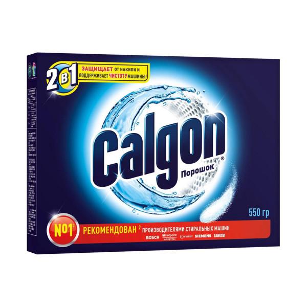 """Порошок """"Calgon"""" 2 в 1 защита от грязи и запаха 500gr"""