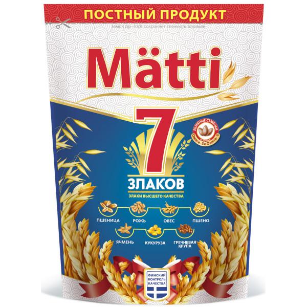 Каша Matti 7 злаков (400гр)