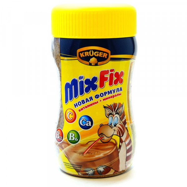 Какао Mix Fix (375гр)