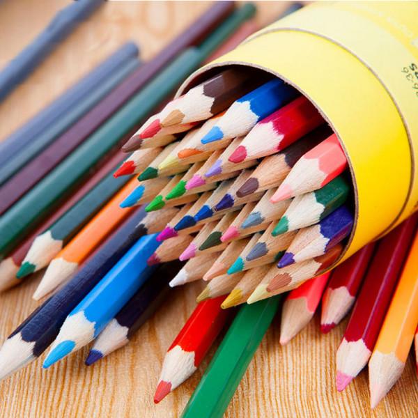 цветные карандаши signum 12 цветов