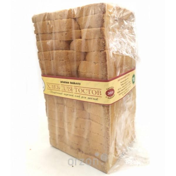 """Хлеб """"Platan"""" Тостовый 350 гр"""