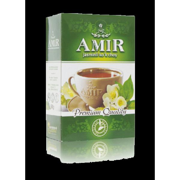чай  AMIR JASMINE зел90гр