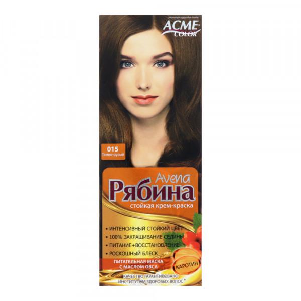"Краска для волос ""ACME COLOR"" Avena РЯБИНА 015"
