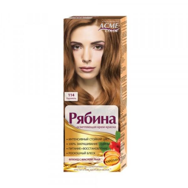 "Краска для волос ""ACME COLOR"" Avena РЯБИНА 114"