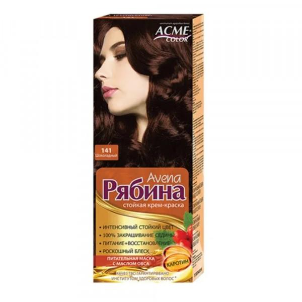 "Краска для волос ""ACME COLOR"" Avena РЯБИНА 141"