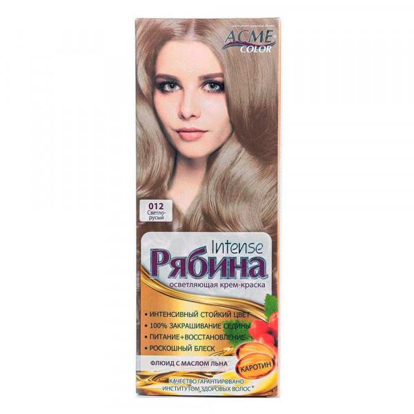 "Краска для волос ""ACME COLOR"" Avena РЯБИНА 012"