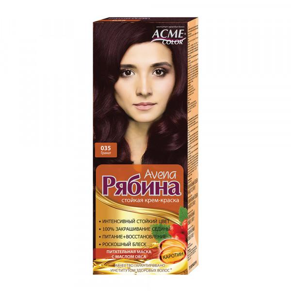"Краска для волос ""ACME COLOR"" Avena РЯБИНА 035"