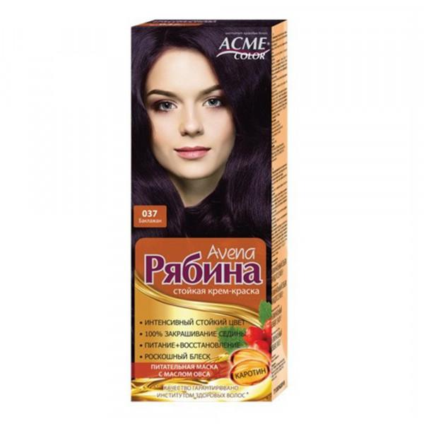 "Краска для волос ""ACME COLOR"" Avena РЯБИНА 037"