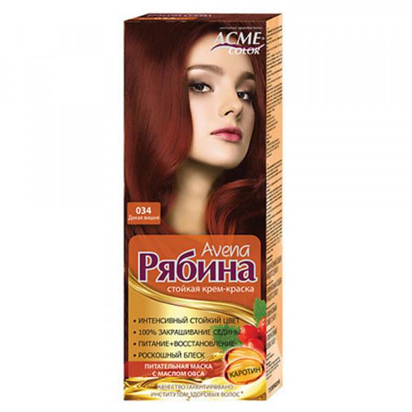 "Краска для волос ""ACME COLOR"" Avena РЯБИНА 034"