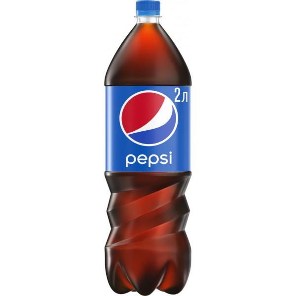 """Газированный напиток """"Pepsi"""" 2 Л"""